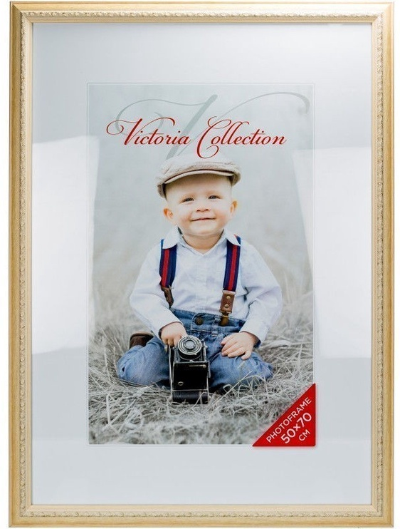 Victoria Collection Seoul Photo Frame 50x70cm Beige