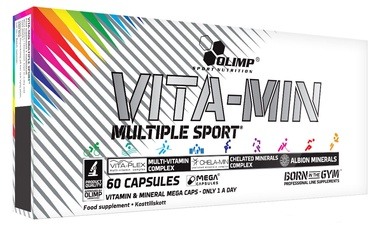 Olimp Sport Nutrition Vita-Min Multiple Sport 60 Caps