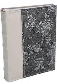 Victoria Collection Flower-2 200 M Album Silver