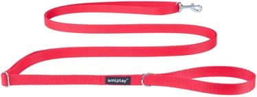Siksna Amiplay Basic, sarkana, 3 m