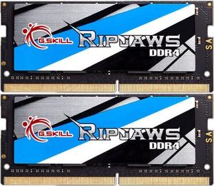 G.SKILL Ripjaws 8GB 2400MHz CL16 DDR4 SODIMM KIT OF 2 F4-2400C16D-8GRS