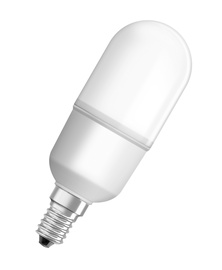 Osram LEDSSTICK75 LED Light Bulb 10W/840 E14