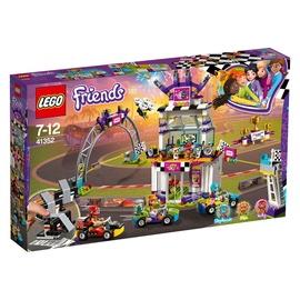 Конструктор Lego Friends The Big Race Day 41352