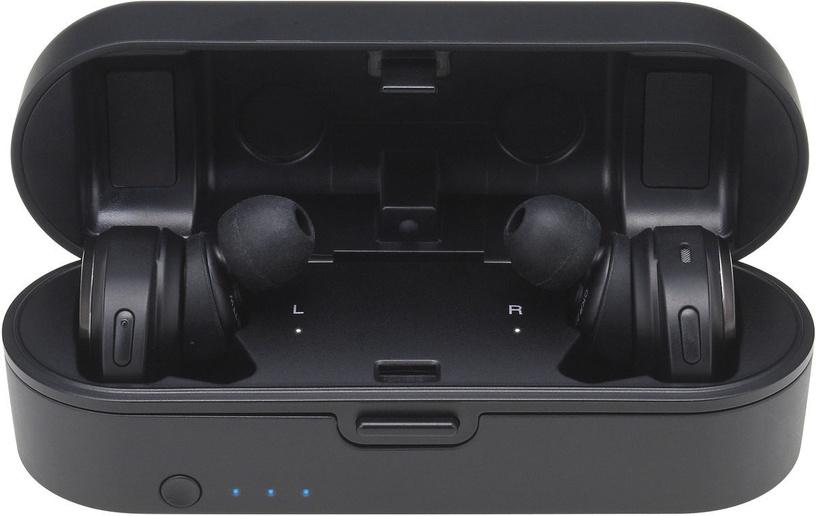 Bezvadu austiņas Audio-Technica ATH-CKR7TW Black