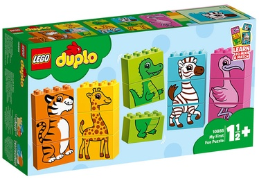 Konstruktors Lego Duplo My First Fun Puzzle 10885