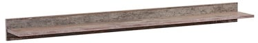 ASM Plank PW Hanging Shelf Canyon Wood