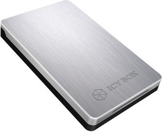 "ICY BOX IB-234U3 External Enclosure 2.5"" SATA HDD/SSD Silver"