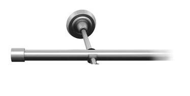 Перекладина Profi-Styl Curtain Rod Silver 19mm 2.4m