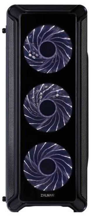 Zalman Case i3 Luxurious Design Edge
