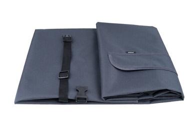 Чехлы для автомобильных сидений Amiplay amiTravel Car Mat For Dogs 150x150cm Graphite