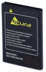 Acura Analog Battery For Sony Ericsson K850i/T650i/X10 1000mAh