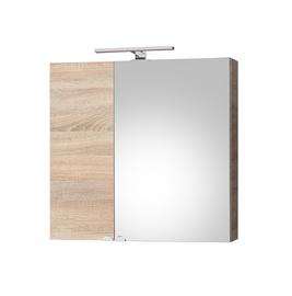 Шкафчик для ванной с зеркалом Riva Sonoma SV70
