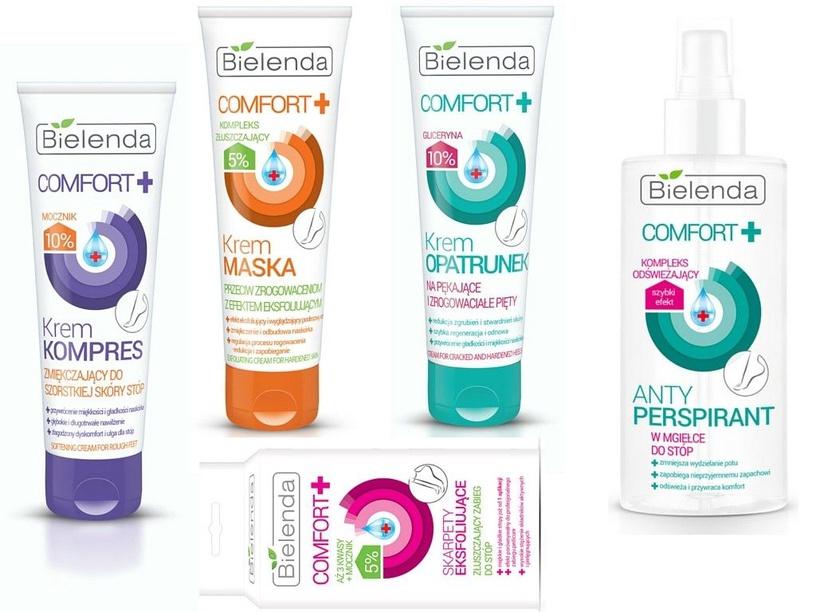 Bielenda Comfort+ Hand Mask Dry Skin 75ml