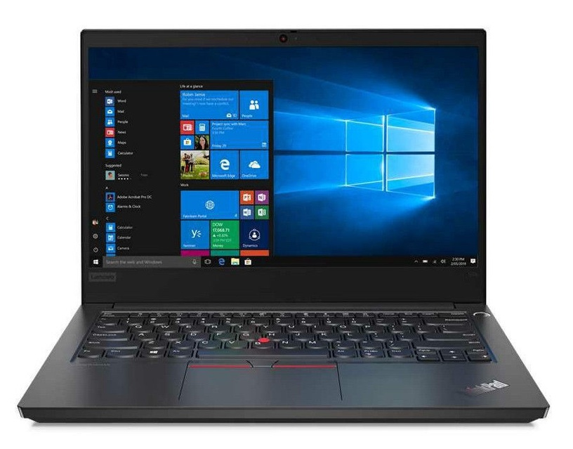 Lenovo ThinkPad E14 Black 20RA001MPB PL