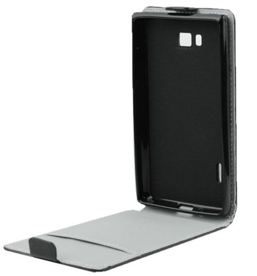 Forcell Flexi Slim Flip for LG D620r G2 mini Black
