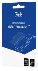 Защитная пленка на экран 3MK Watch Protection For Apple Watch 6 40mm, прозрачный