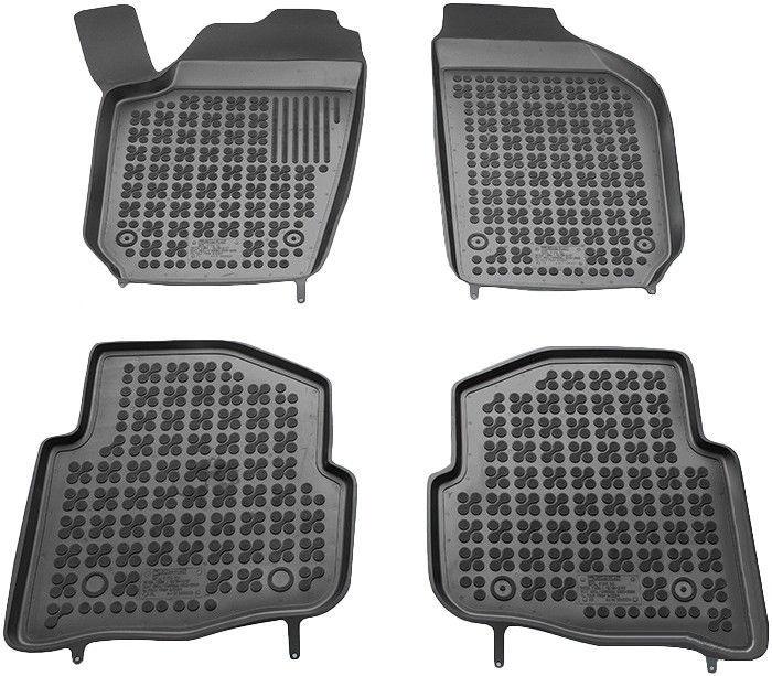 Резиновый автомобильный коврик REZAW-PLAST Seat Cordoba 2002-2009, 4 шт.