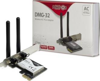 Bezvadu tīkla adapteris Inter-Tech DMG-32