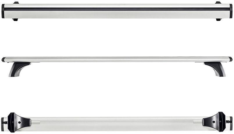 Cruz Airo R 128 Aluminium Bars
