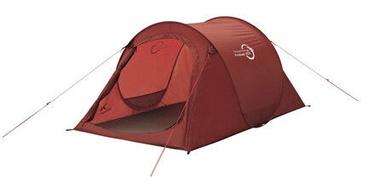 2-местная палатка Easy Camp Fireball, красный