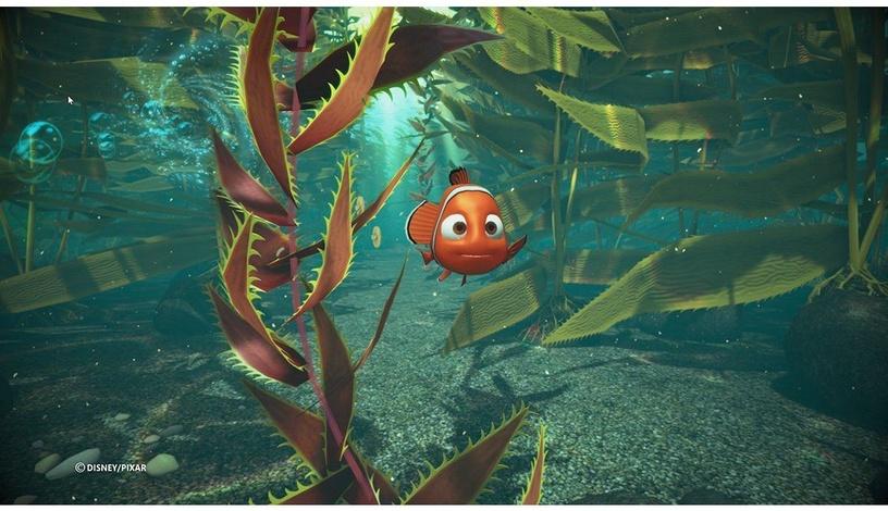 Rush: A Disney Pixar Adventure Xbox One