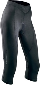 Northwave Crystal 2 Tights 3/4 With Pad XS Black