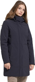 Audimas Long Water Resistant Thermore Parka Black S