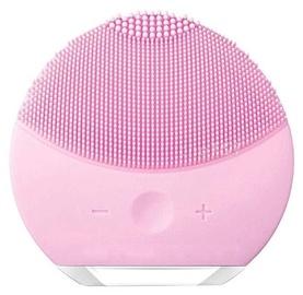 Forever Lina Mini Ultrasonic Facial Cleansing Brush Pink