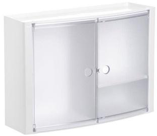 Шкаф для ванной Tatay Horizontal White