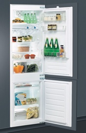 Whirlpool Built-In Fridge Freezer 6510 SF1 195L