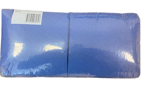 Paper Napkins 24x24 Blue 400pcs