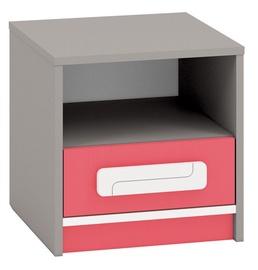 Ночной столик ML Meble IQ 13 Pink