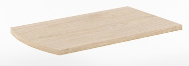 Skyland V 303 Desk Extension 80x70cm Devon Oak