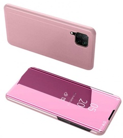 Hurtel Clear View Case For Huawei P40 Lite Pink