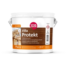 Villa Protekt, 3 l