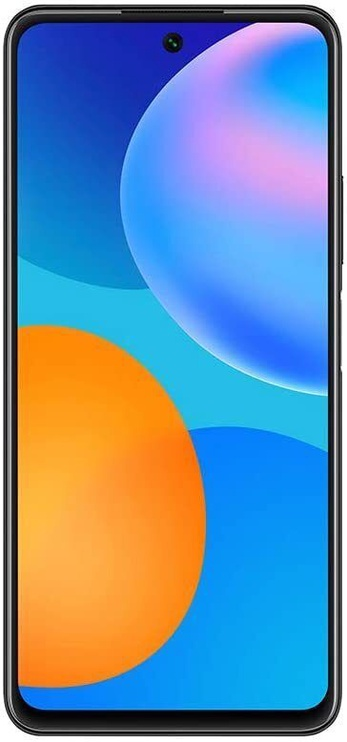 Mobilais telefons Huawei P Smart 2021, melna, 4GB/128GB