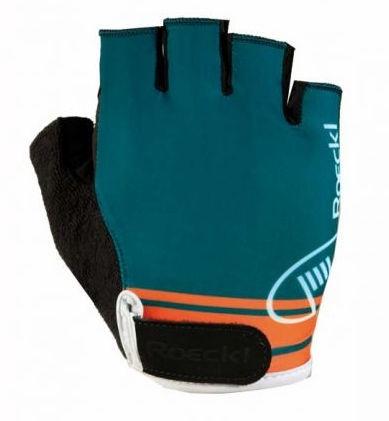 Roeckl Bedford Gloves 9.5 Blue/Black