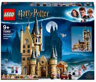 Konstruktors LEGO Harry Potter Cūkkārpas astronomijas tornis 75969, 971 gab.