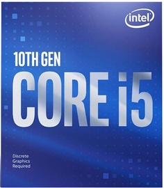Intel® Core™ i5-10400F 2.9GHz 12MB BOX