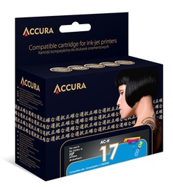 Accura Cartridge HP No.17 40ml Color