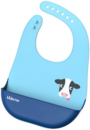 Kidsme Easy Clean Bib Aquamarine
