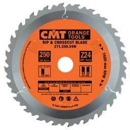 Griešanas disks CMT ITK-RIP And Crosscut Blade Z24 250x1.7x30