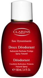 Дезодорант для женщин Clarins Eau Dynamisante Spray, 100 мл