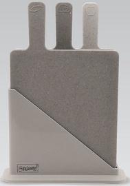 Разделочная доска Maestro, серый, 235 мм x 195 мм