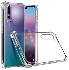 Mocco Anti Shock Back Case For Huawei P30 Pro Transparent