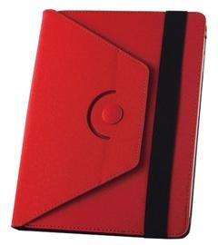 GreenGo Orbi Universal Tablet Case 9-10 Red