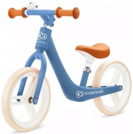 Балансирующий велосипед KinderKraft Fly Plus Blue Sapphire