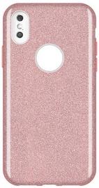 Wozinsky Glitter Shining Back Case For Samsung Galaxy S10e Bright Pink