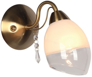 Светильник Verners Elita Wall Lamp 40W E14 Brass
