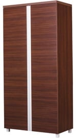Bodzio Wardrobe AG07 Walnut